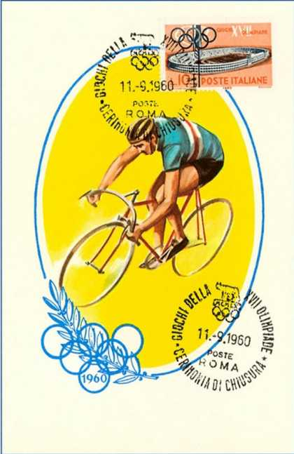 Olympic Bicycling (1960)