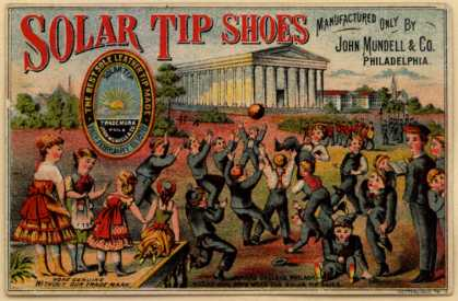 John Mundell &amp; Co.&#8217;s shoes &#8211; Solar Tip Shoes &#8211; Solar Tip Shoes