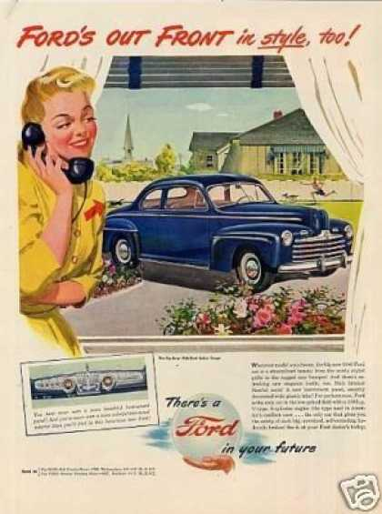 Ford Sedan Coupe (1946)