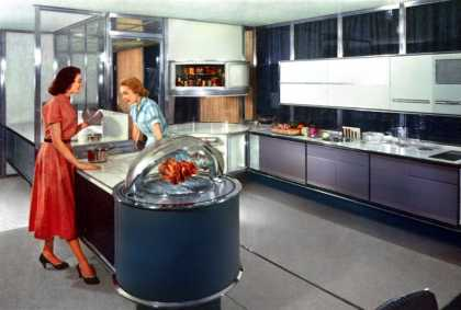 Frigidaire Kitchen of the Future (1957)