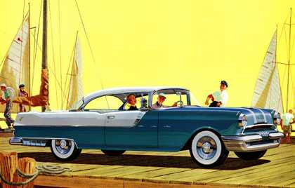 Pontiac Star Chief Custom Catalina (1955)