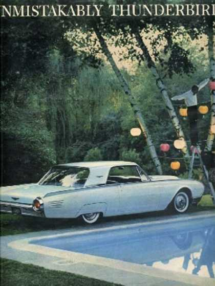 Ford's T-Bird