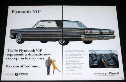 "Plymouth Vip, ""Let Yourself Go"" (1965)"