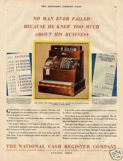 National Cash Register Color (1930)