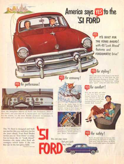 Ford Fordomatic (1951)