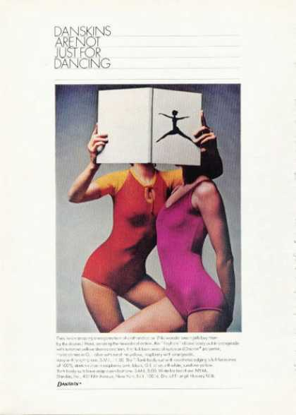 Danskin Dancing Body Suit (1972)