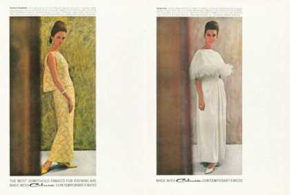 Celanese Fashion Dress Clothes (1962)