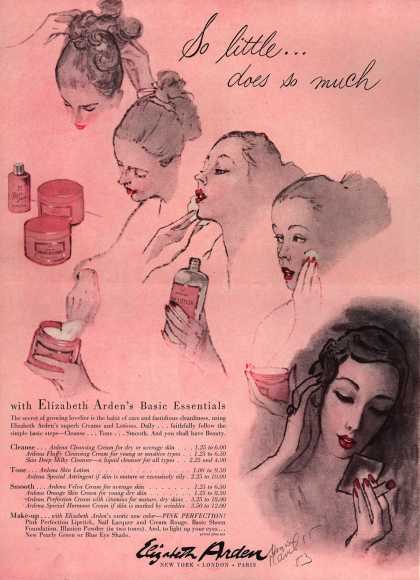 Elizabeth Arden – So little... does so much (1953)