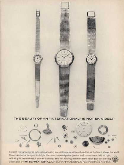 International Watch Schaffhausen (1962)