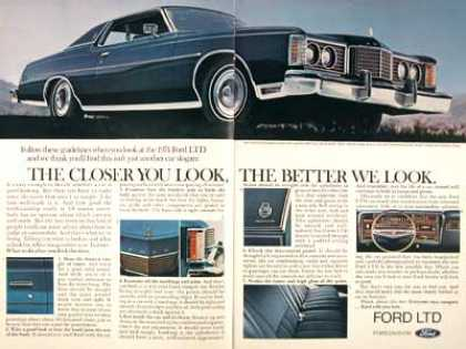 Ford LTD Brougham Coupe (1974)