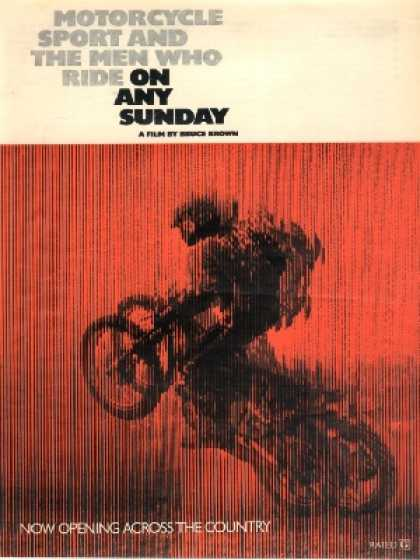 """On Any Sunday"" (1971)"