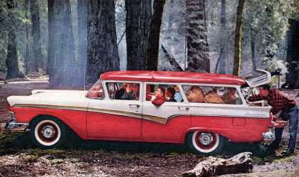 Ford Country Sedan (1957)