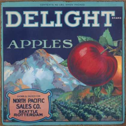 Delight Apples