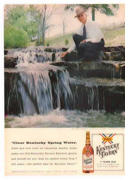 Kentucky Tavern – Col. Frank Thompson – Sold (1958)
