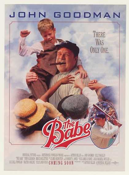 John Goodman The Babe Movie (1992)