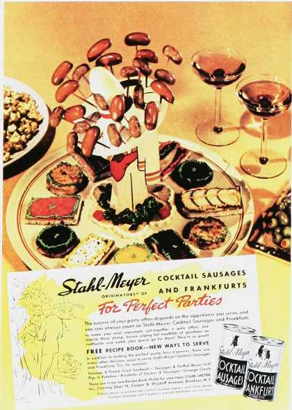 Stahl-Meyer Cocktail Sausages