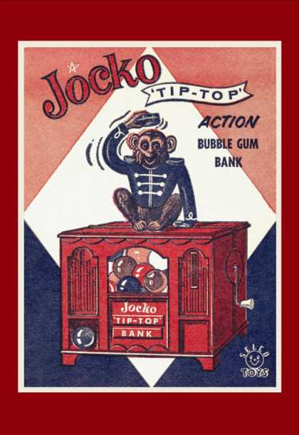 Jocko Tip Top Bank