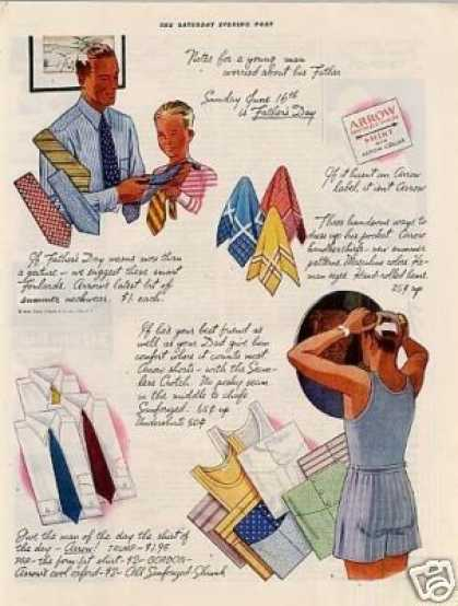 Arrow Shirts (1935)