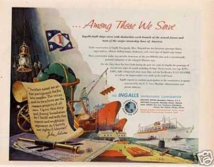 Ingalls Shipbuilding Corporation (1956)
