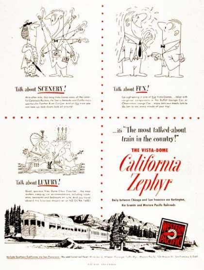 Western Pacific Railroad (1951)