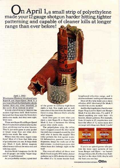 Olin's Shotgun Shells (1962)