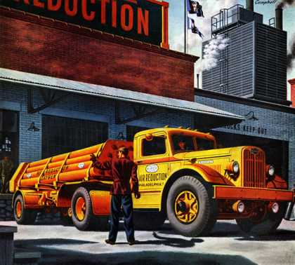 Engineered by Autocar! Autocar Trucks (1945)