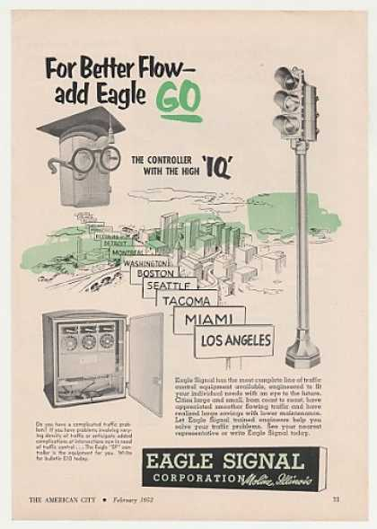 Eagle Signal EF Traffic Controller (1952)