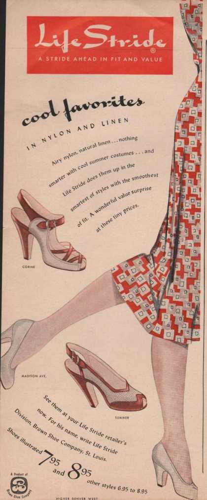 Life Stride Womens Dress Shoes (1950)