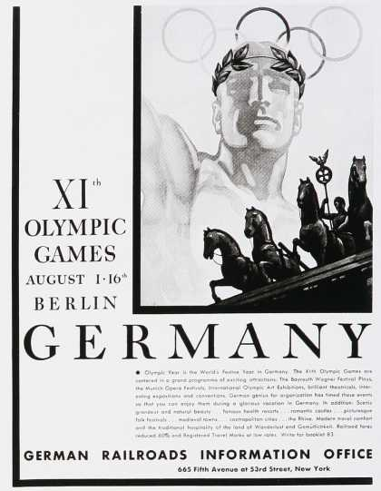 Olympic Games Germany