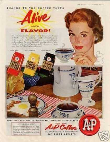 A&p Coffee (1955)