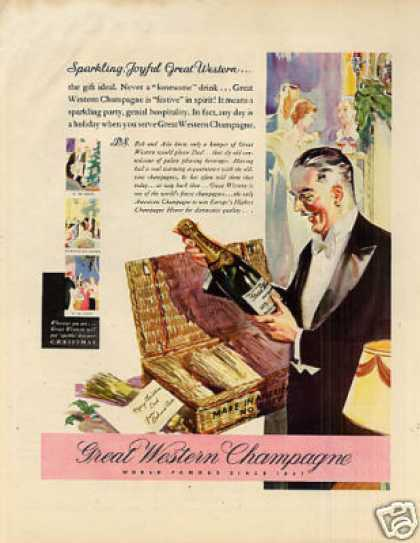 Great Western Champagne Color (1934)