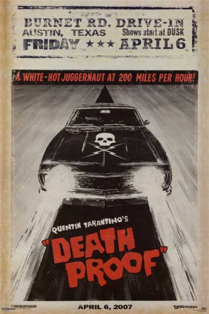 Grindhouse -Death Proof (2007)
