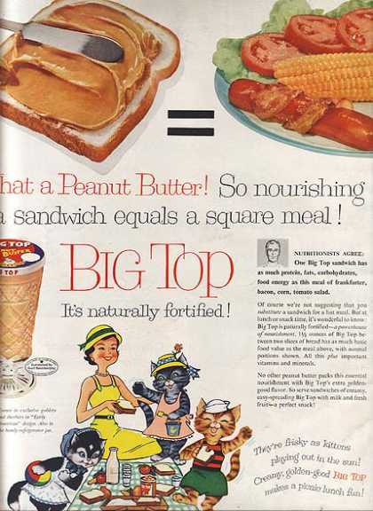 Big Top's Peanut Butter (1957)
