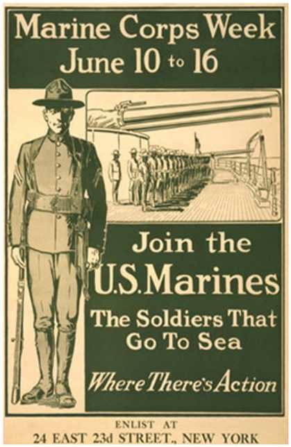 Marine Corps Week, June 10 to 16, Join the U.S. Marines