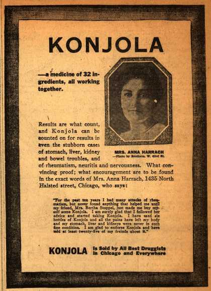Konjola &#8211; Konjola (1930)