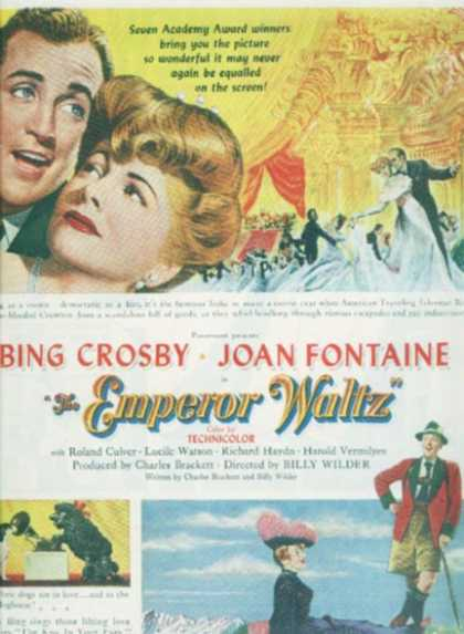 The Emperor Waltz (Bing Crosby) (1948)