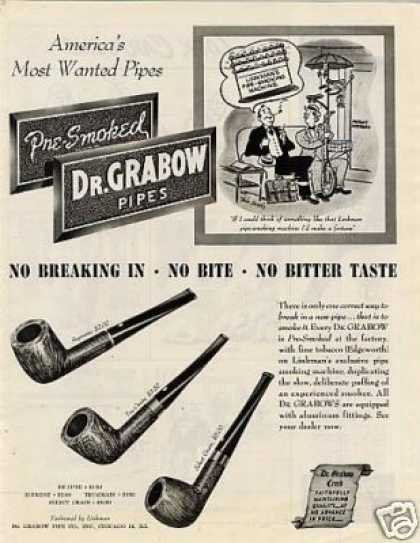 Dr. Garbow Pipes (1946)
