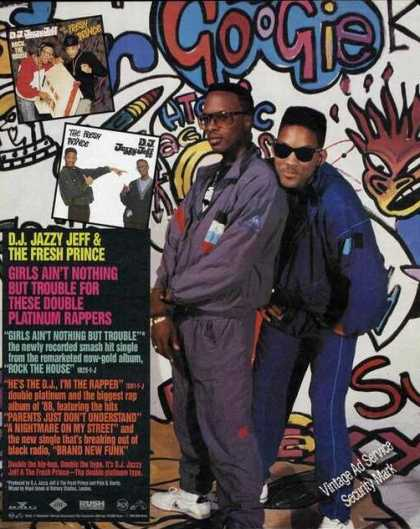 D.j. Jazzy Jeff & the Fresh Prince Photo Rap (1988)