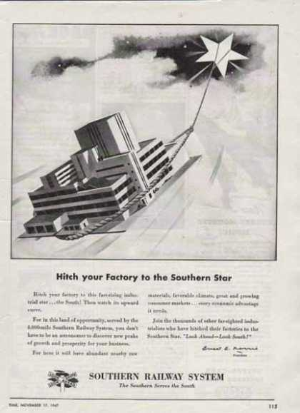 Southern Railway System – Southern Star (1947)