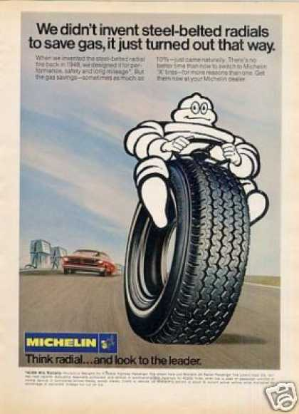 Michelin Tire (1974)