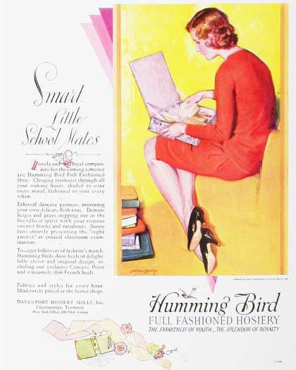 Humming Bird Hosiery