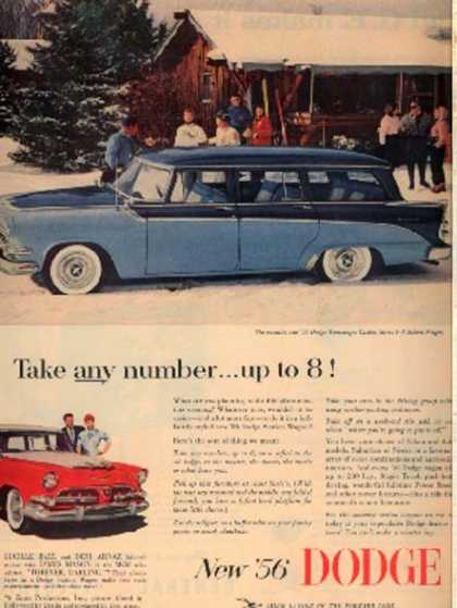 Chrysler's Dodge (1956)