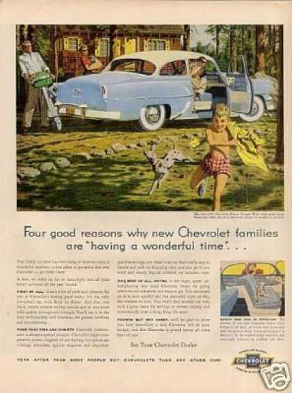 Chevrolet Delray Coupe (1954)