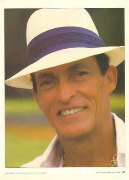 Chi Chi Rodriguez Magazine Photo – Sold (1989)