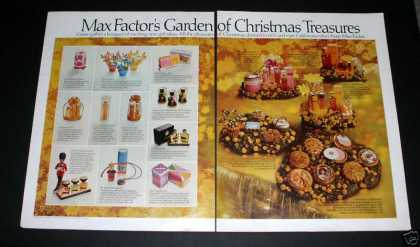 Max Factor, Garden of Christmas (1970)