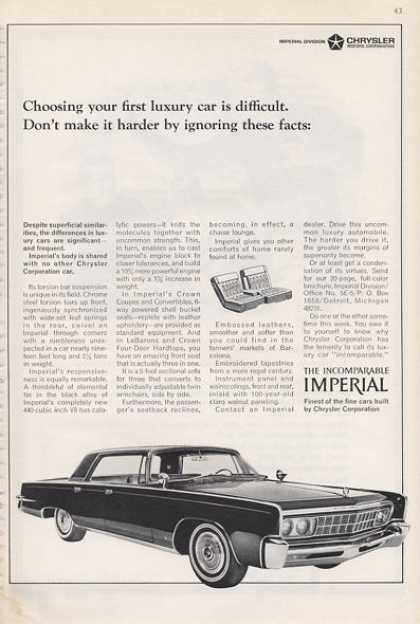 Chrysler Imperial (1965)