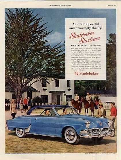 Studebaker Starliner Car (1952)