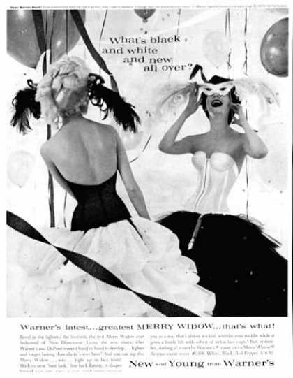 Warner Merry Widow (1960)