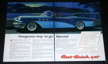Buick Special, the Best Yet (1956)