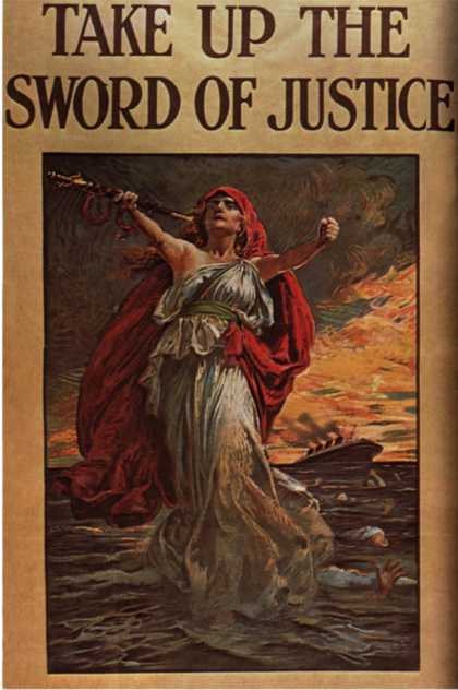 Take Up the Sword of Justice (1914)
